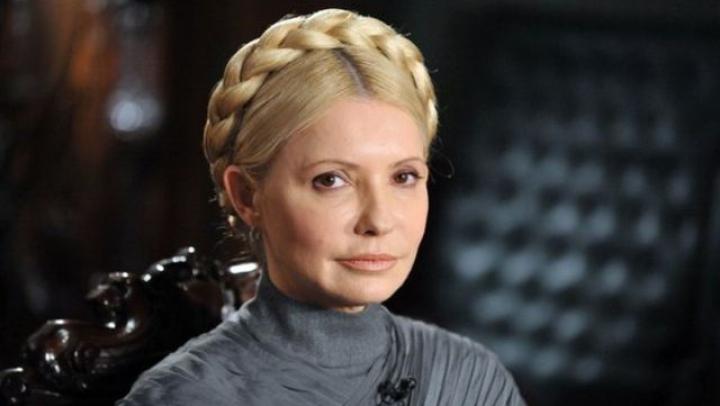 Schimbare radicală de look! Cum arată Iulia Timoșenko fără împletitură (FOTO)
