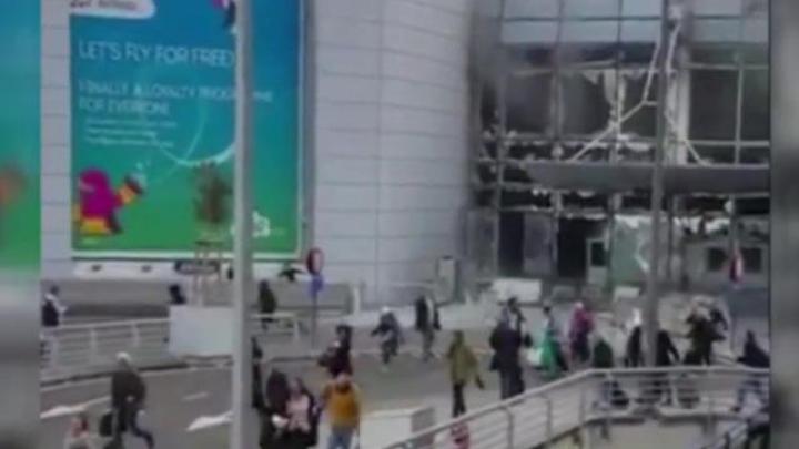 Au fost făcute publice! PRIMELE IMAGINI cu teroriştii sinucigaşi, responsabili de exploziile din Belgia
