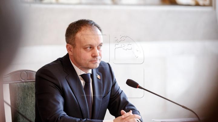 Speakerul Andrian Candu: Presa a fost, este și va rămâne binevenită în Parlament!