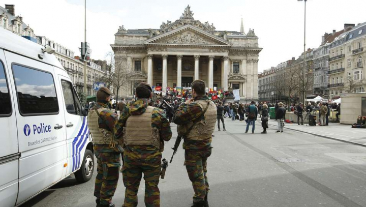 Atentatele de la Bruxelles. Bilanţul morţilor, ÎN SCĂDERE de la 35 la 32 de persoane