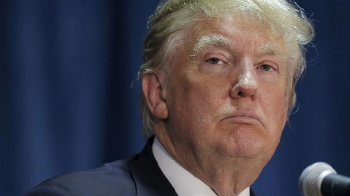 LOVITURĂ pentru Trump! Ce i s-a întâmplat candidatului la Casa Albă