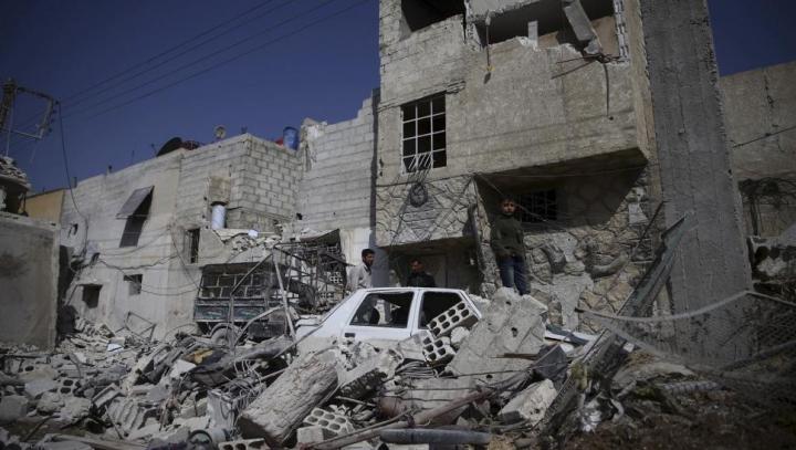 Câte persoane au murit în Siria, în prima săptămână a fragilului armistițiu de pace