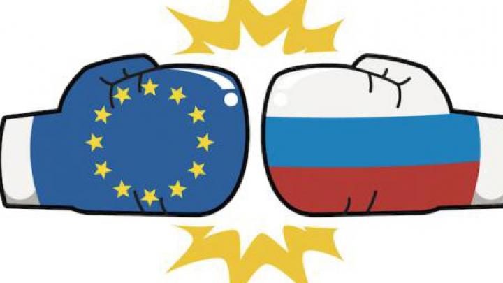 UE MENŢINE sancţiunile aplicate Rusiei pentru anexarea Crimeii. SUA au procedat la fel