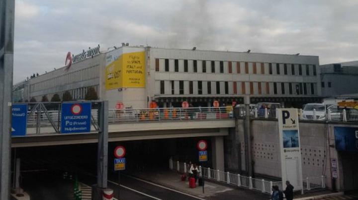EXPLOZII LA BRUXELLES. ATACURI TERORISTE în inima Europei. 34 morți, peste 170 de răniți (FOTO/VIDEO)