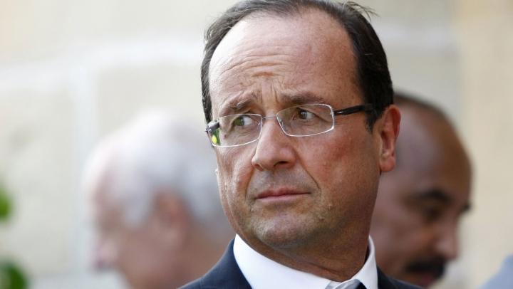 Francois Hollande: Nivelul ameninţării teroriste rămâne foarte ridicat