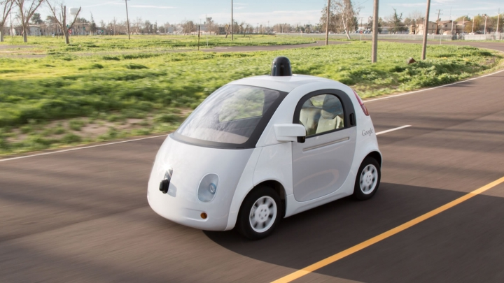 Vehiculele viitorului! Mașinile autonome Google ar putea fi lansate în etape