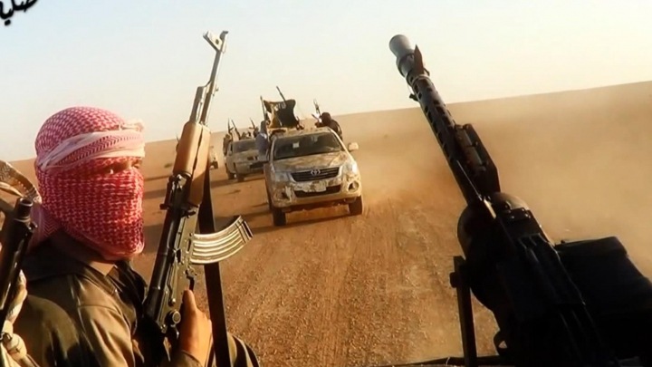 IMAGINI care fac ÎNCONJURUL INTERNETULUI! Cum sărbătorește ISIS atacurile de la Bruxelles