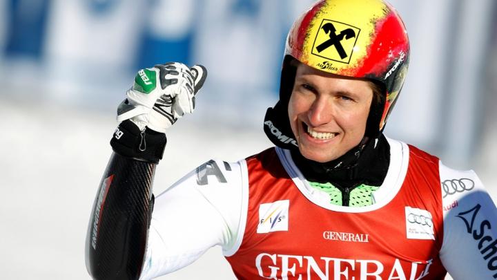 Marcel Hirscher a câştigat pentru al doilea an consecutiv Cupa Mondială de slalom-gigant