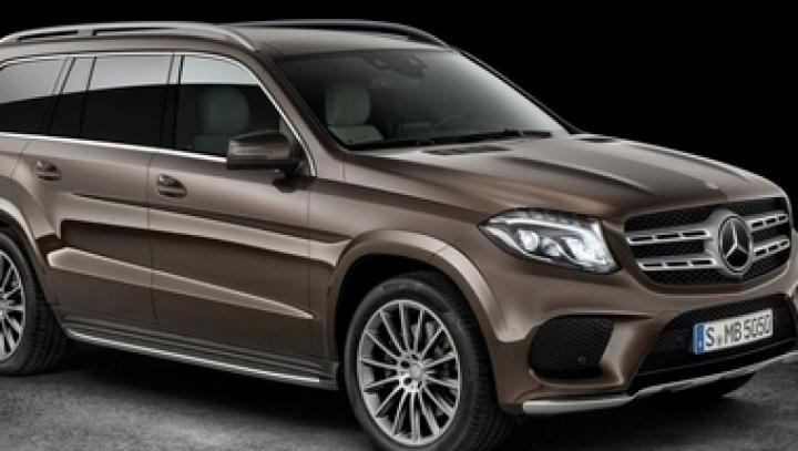 Mercedes-Maybach îşi face schiţe pentru a lansa un SUV