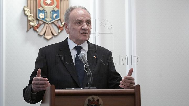 Președintele Nicolae Timofti a primit scrisorile de acreditare a trei noi ambasadori