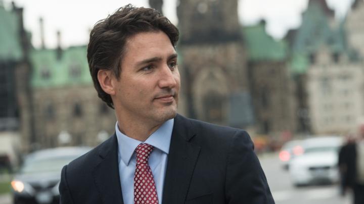 Ora Planetei. Cum a fost suprins premierul canadian, Justin Trudeau, împreună cu soția sa (FOTO)