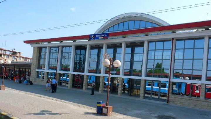 ALERTĂ LA CONSTANȚA! Gara feroviară a fost evacuată de urgență