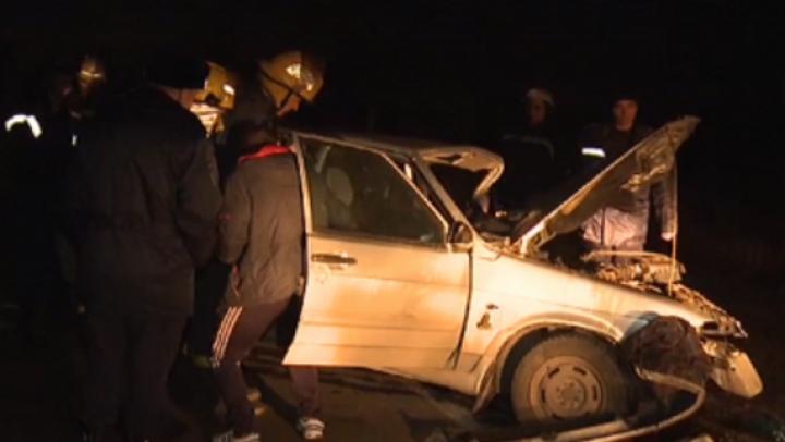 TRAGEDIE! Un bărbat se zbate între viață și moarte după un accident rutier înfiorător (VIDEO)