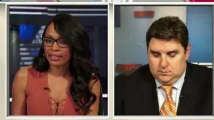 INCREDIBIL! Ce a făcut un reporter TV american CHIAR ÎN DIRECT (VIDEO)