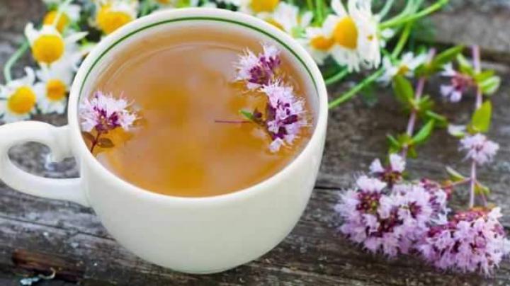 Ceaiul de măghiran, benefic pentru afecțiunile digestive și nervoase