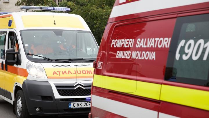 """Operaţiunea """"Girofarul"""". Şoferii din Chişinău au luat AMENZI pentru AROGANŢĂ"""