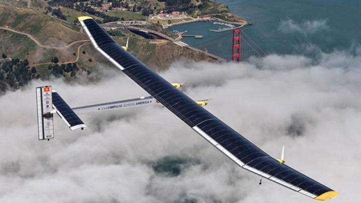 Avionul Solar Impulse 2 își va relua înconjurul Pământului pe 15 aprilie