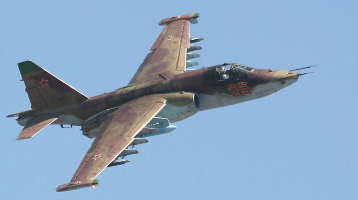 Un avion de vânătoare rusesc s-a prăbuşit în Sevastopol. Pilotul a murit