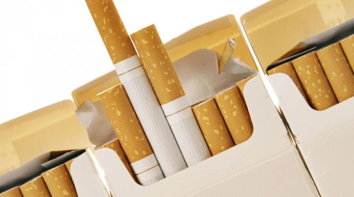 Un moldovean A UIMIT poliţiştii de frontieră români. Unde a ascuns 4.880 de pachete de ţigări (FOTO)