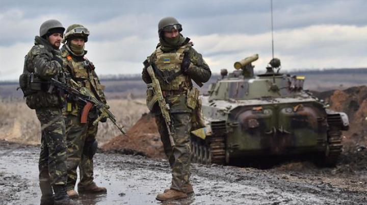 Cinci militari ucraineni au fost ucişi de separaștii proruși din estul țării
