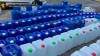 Captură IMPRESIONANTĂ. 2.500 de litri de alcool etilic, descoperite în vehiculul unui tânăr (VIDEO)