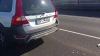 Un Fiat Seicento a lovit un Volvo XC70. Cât de şifonat a ieşit modelul italian (VIDEO)