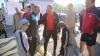 Maratonul Internaţional: La competiţie a participat şi Andrian Candu cu fiul (GALERIE FOTO)