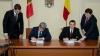 Miniştrii de Interne ai Republicii Moldova şi României au semnat un protocol de colaborare