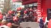APOCALIPSĂ la Bălţi! La deschiderea unui magazin a fost nevoie de intervenţia SMURD (FOTO/VIDEO)