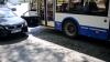 A rămas fără portieră la propriu! PEDEAPSA primită de un şofer care a parcat NEREGULAMENTAR (FOTO)