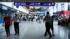 Bucurie pentru pasagerii Aeroportului Chișinău. O nouă sală de sosiri îi aşteaptă când ajung în ţară