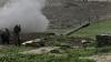 Armistiţiu doar pe hârtie. Luptele în Nagorno-Karabah par să nu mai aibă sfârşit