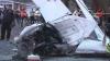 Un avion cu pasageri la bord s-a prăbuşit într-o zonă rezidenţială din New York (VIDEO)