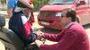 """Campania """"Paștele pentru fiecare"""": Democrații au venit cu o mână de ajutor în gospodăriile din Drochia"""