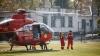 O nouă intervenție aero-medicală SMURD! O femeie a fost transportată la Iaşi