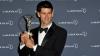 Novak Djokovic a obţinut premiul Laureus pentru cel mai bun sportiv al anului