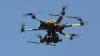 Ce se întâmplă la impactul elicei unei drone cu o bucată de carne (VIDEO)