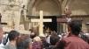 """""""Drumul Crucii"""", refăcut la Ierusalim în Vinerea Mare. Mii de creştini au participat la ceremonie"""