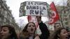 PROTESTARII din Franţa nu renunţă: CER insistent mai bune condiţii de muncă