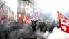 Reforma muncii în Franţa: Documentul a provocat PROTESTE VIOLENTE