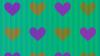 Ce culori au aceste inimi? Iluzia optică care a zăpăcit Internetul (FOTO)