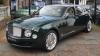 Un Bentley aproape nou se vinde. Clienţii au fost uimiţi când au aflat cine e vânzătorul