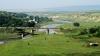Ministerul Mediului distruge gardurile de nuiele amplasate de localnici în râul Răut