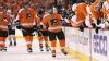 Goluri bizare în Cupa Stanley. Portarul de la Philadelphia Flyers s-a făcut de râs