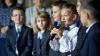 """Elevii premianţi de la """"Academia Copiilor"""" şi-au bucurat părinţii cu un concert"""