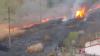 Incendiu de vegetaţie la Ciocana. Pompierii au intervenit