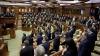 Moment de reculegere în Parlament. Ce spun deputații despre evenimentele tragice din 7 aprilie 2009