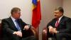 Petro Poroşenko şi-a început PRIMA VIZITĂ OFICIALĂ în România
