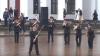 VIDEO VIRAL! Orchestra Gărzii Naţionale a Ucrainei a interpretat o piesă într-un mod INEDIT