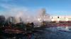 Incendii PUTERNICE în Franţa după ce mai multe cisterne au explodat
